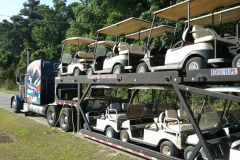 Golf Cart Delivery