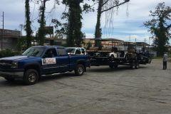 6-cart trailer