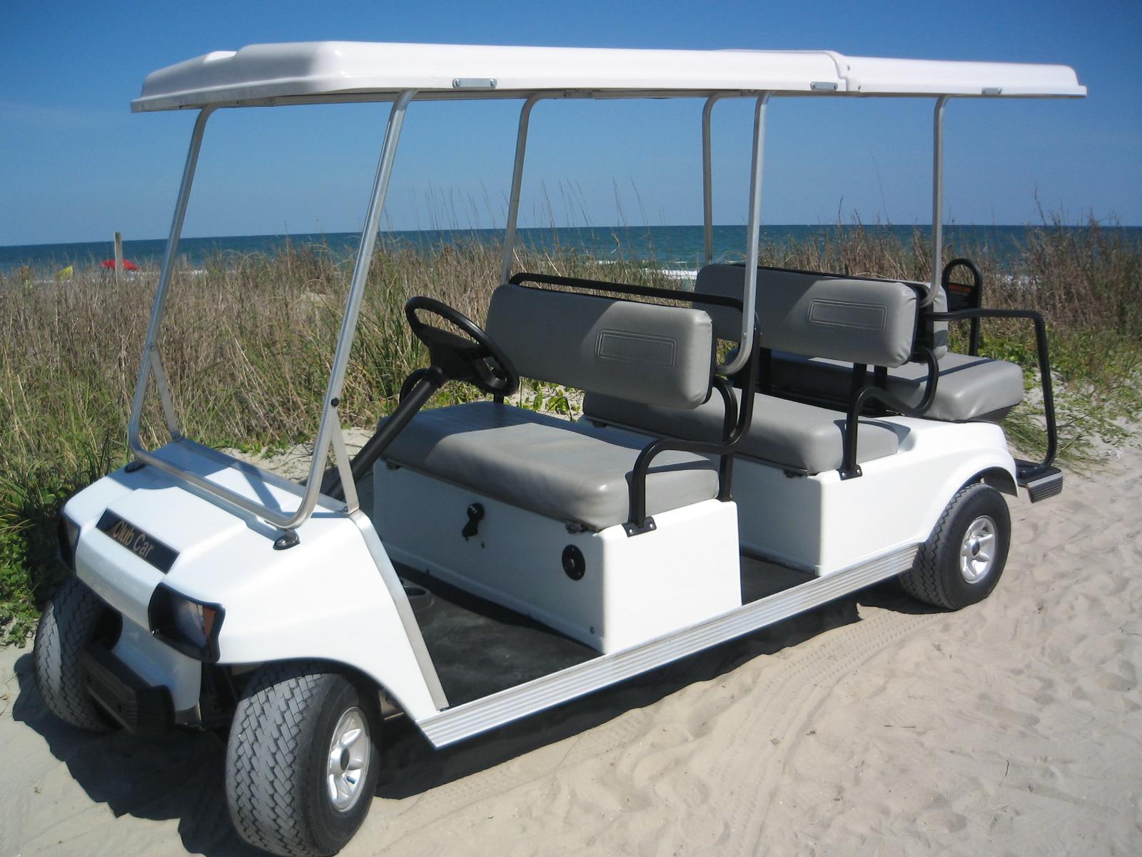 A Jax Golf Cart Rentals Serving The Carolina Coast